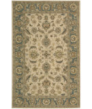 RugStudio presents Nourison Easy Living EL-03 Ivory Hand-Tufted, Better Quality Area Rug