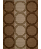 RugStudio presents Nourison Elements ELE-02 Mocha Machine Woven, Good Quality Area Rug