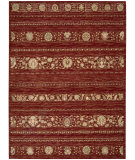 RugStudio presents Nourison Essex Manor EM-05 Burgundy Machine Woven, Best Quality Area Rug