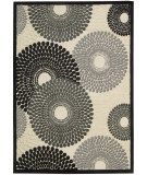 RugStudio presents Nourison Graphic Illusions GIL-04 Parch Machine Woven, Good Quality Area Rug