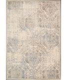 RugStudio presents Nourison Graphic Illusions GIL-09 Ivory Machine Woven, Good Quality Area Rug