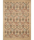 RugStudio presents Nourison Graphic Illusions GIL-15 Light Gold Machine Woven, Good Quality Area Rug