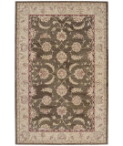 RugStudio presents Nourison Golden Crown GO01 Brown Hand-Hooked Area Rug