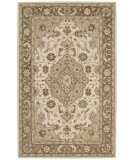 RugStudio presents Nourison Golden Crown GO02 Ivory Hand-Hooked Area Rug