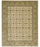 RugStudio presents Nourison Golden Saga GS-01 Ivory Machine Woven, Better Quality Area Rug