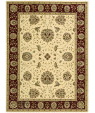 RugStudio presents Nourison Golden Saga GS-08 Ivory Machine Woven, Better Quality Area Rug