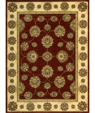 RugStudio presents Nourison Golden Saga GS-09 Brick Machine Woven, Better Quality Area Rug
