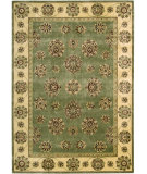 RugStudio presents Nourison Golden Saga GS-09 Green Machine Woven, Better Quality Area Rug