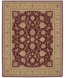RugStudio presents Nourison Eastern Gate GT-01 Burgundy Machine Woven, Best Quality Area Rug