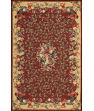RugStudio presents Nourison Country Heritage H-358 Brick Hand-Hooked Area Rug
