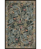 RugStudio presents Nourison Country Heritage H-511 Emerald Hand-Hooked Area Rug