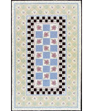 RugStudio presents Nourison Country Heritage H-656 Multi Hand-Hooked Area Rug
