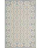 RugStudio presents Nourison Country Heritage H-692 Blue Hand-Hooked Area Rug