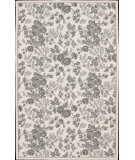 RugStudio presents Nourison Country Heritage H-701 Ivory Grey Hand-Hooked Area Rug
