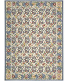 RugStudio presents Nourison Country Heritage H-724 Multi Hand-Hooked Area Rug