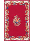 RugStudio presents Nourison Country Heritage H-731 Red Hand-Hooked Area Rug