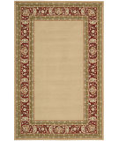 RugStudio presents Nourison Country Heritage H-801 Gold Hand-Hooked Area Rug