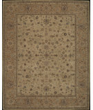 RugStudio presents Nourison Heritage Hall HE01 Beige Hand-Tufted, Best Quality Area Rug