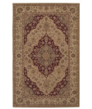 RugStudio presents Nourison Heritage Hall HE03 Lacquer Hand-Tufted, Best Quality Area Rug
