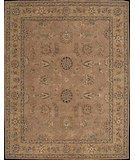 RugStudio presents Rugstudio Famous Maker 38433 Peach Hand-Tufted, Best Quality Area Rug