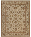RugStudio presents Nourison Heritage Hall HE08 Ivory Hand-Tufted, Best Quality Area Rug