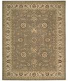 RugStudio presents Rugstudio Famous Maker 39239 Olive Hand-Tufted, Best Quality Area Rug