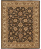 RugStudio presents Nourison Heritage Hall HE-18 Sable Hand-Knotted, Better Quality Area Rug