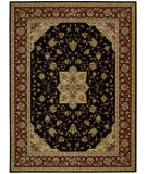 RugStudio presents Nourison Hamilton House HH-04 Black Machine Woven, Best Quality Area Rug