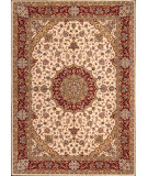 RugStudio presents Nourison Hamilton House HH-07 Ivory Machine Woven, Best Quality Area Rug