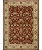 RugStudio presents Nourison Hamilton House HH-11 Burgundy Machine Woven, Best Quality Area Rug