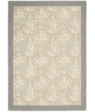 RugStudio presents Barclay Butera Bbl5 Hinsdale Hin01 Dove Machine Woven, Good Quality Area Rug