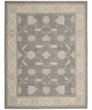 RugStudio presents Nourison New Horizon HRZ-01 Pewter Machine Woven, Best Quality Area Rug