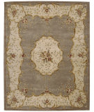 RugStudio presents Nourison Heritage Savonnerie HS-04 Coffee Hand-Tufted, Best Quality Area Rug