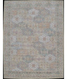 RugStudio presents Nourison India House IH-03 Multi Hand-Tufted, Good Quality Area Rug