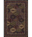 RugStudio presents Nourison India House IH-03 Navy Hand-Tufted, Good Quality Area Rug
