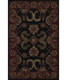 RugStudio presents Nourison India House IH-04 Black Hand-Tufted, Good Quality Area Rug