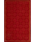 RugStudio presents Nourison India House IH-07 Red Hand-Tufted, Good Quality Area Rug