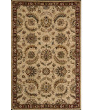 RugStudio presents Nourison India House IH-12 Beige Hand-Tufted, Good Quality Area Rug