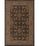 RugStudio presents Nourison India House IH-31 Black Hand-Tufted, Good Quality Area Rug