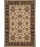 RugStudio presents Nourison India House IH-60 Beige Hand-Tufted, Good Quality Area Rug