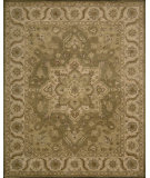 RugStudio presents Rugstudio Famous Maker 39684 Olive Hand-Tufted, Good Quality Area Rug