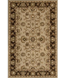 RugStudio presents Nourison India House IH-71 Taupe Hand-Tufted, Good Quality Area Rug