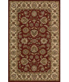 RugStudio presents Nourison India House IH-72 Red Hand-Tufted, Good Quality Area Rug