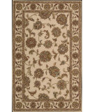 RugStudio presents Nourison India House IH-73 Ivory Hand-Tufted, Good Quality Area Rug