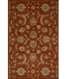 RugStudio presents Nourison India House IH-83 Brick Hand-Tufted, Good Quality Area Rug