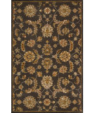 RugStudio presents Nourison India House IH-83 Charcoal Hand-Tufted, Good Quality Area Rug