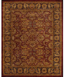 RugStudio presents Nourison Jaipur JA-10 Maroon Hand-Tufted, Best Quality Area Rug
