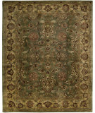 RugStudio presents Nourison Jaipur JA-12 Green Hand-Tufted, Best Quality Area Rug