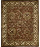 RugStudio presents Nourison Jaipur JA-13 Rust Hand-Tufted, Best Quality Area Rug