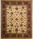 RugStudio presents Nourison Jaipur JA-14 Light Gold Hand-Tufted, Best Quality Area Rug
